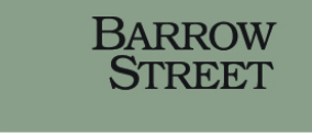 Barrow Street Poetry Book Prize