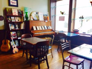 Indigo Bridge indie bookstore