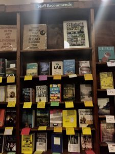 Tattered Cover indie bookstore staff picks