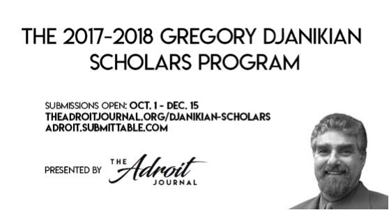Gregory Djanikian Scholars