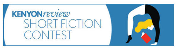 Kenyon Review Short Fiction Contest