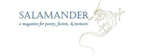 Salamander Magazine logo